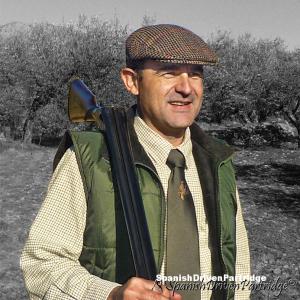 Spanish driven hunt - valeriano belles
